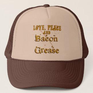 愛平和及びベーコンのグリース キャップ