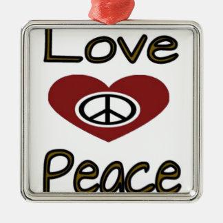 愛平和2 メタルオーナメント