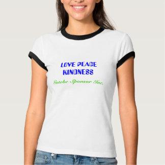 愛平和KINDENESS Tシャツ