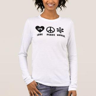 愛平和LPN Tシャツ