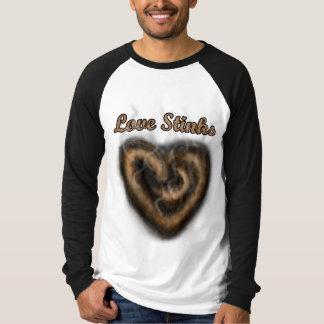 愛悪臭 Tシャツ