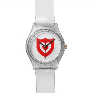 愛情のある日腕時計-ゆとり 腕時計