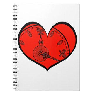 愛情のある時間 ノートブック