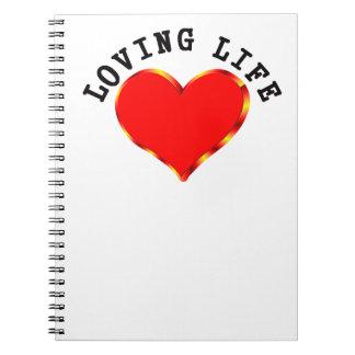 愛情のある生命 ノートブック