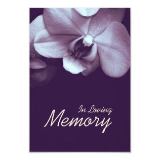 愛情のある記憶蘭2の葬式の発表 カード