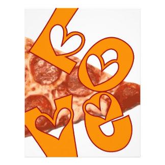 愛愛ピザ レターヘッド