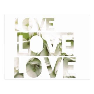 愛愛愛 ポストカード