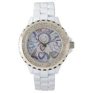 愛感動的な守り神の腕時計 腕時計