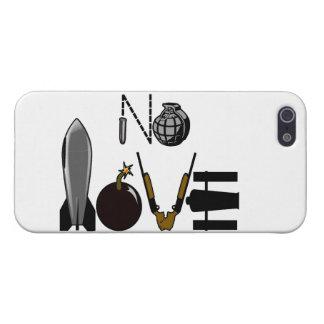 愛戦争の兵器類無し iPhone 5 CASE