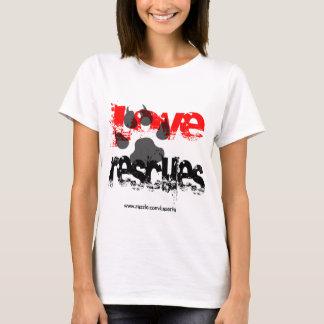 愛救助 Tシャツ
