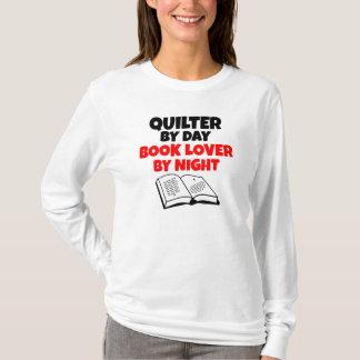 愛書家Quilter Tシャツ