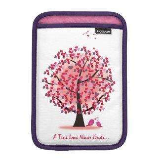 愛木、iPadの袖 iPad Miniスリーブ