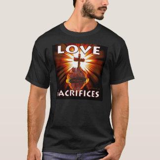愛犠牲 Tシャツ