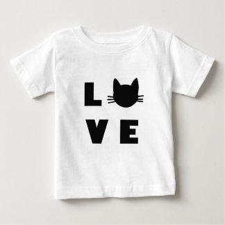 愛猫 ベビーTシャツ