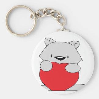 愛猫! keychain キーホルダー