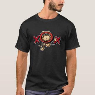 愛猿のバレンタイン Tシャツ