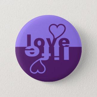 愛生命ボタン 缶バッジ