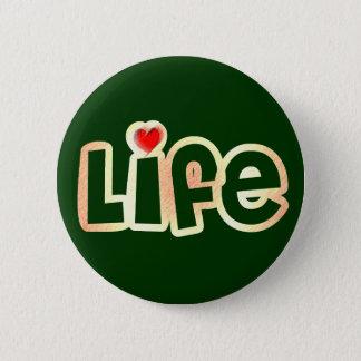 愛生命 缶バッジ
