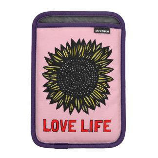 """""""愛生命"""" iPad Miniの柔らかい場合 iPad Miniスリーブ"""