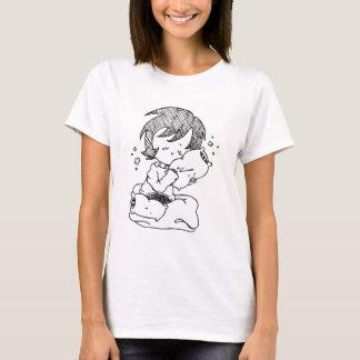 愛睡眠 Tシャツ