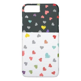 愛紙吹雪 iPhone 8 PLUS/7 PLUSケース