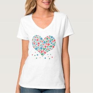 愛紙吹雪 Tシャツ