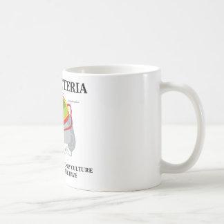 愛細菌は何人かの人々だけ持っています培養します コーヒーマグカップ