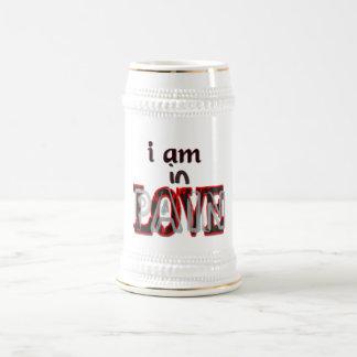 愛苦痛のマグ ビールジョッキ
