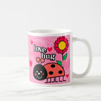 愛虫-バレンタインデー コーヒーマグカップ