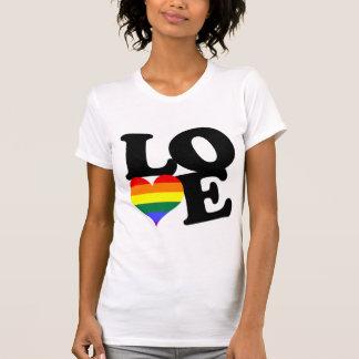 愛虹のプライド Tシャツ