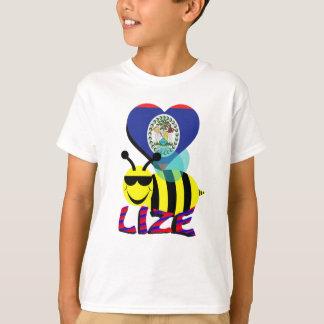 愛蜂はlize tシャツ