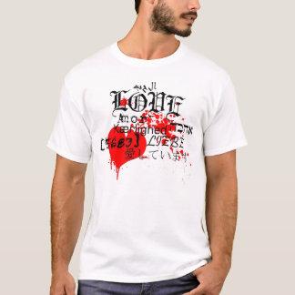 愛言語 Tシャツ