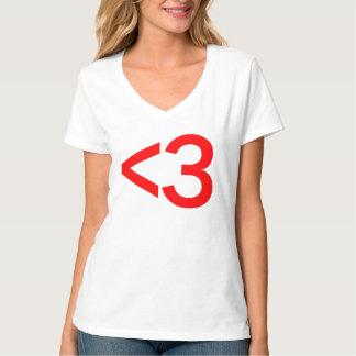 愛記号 Tシャツ