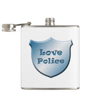 愛警察 フラスク