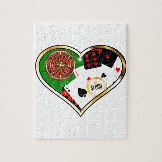 愛賭博 ジグソーパズル