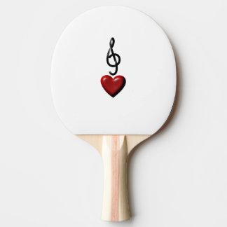 愛音楽卓球 卓球ラケット