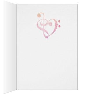 愛音楽 カード
