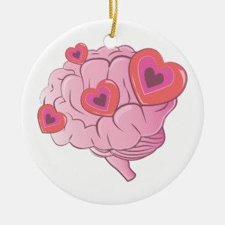 愛頭脳 セラミックオーナメント