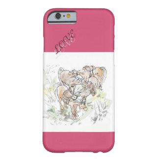 愛馬 BARELY THERE iPhone 6 ケース