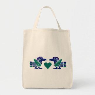 愛鳥のバッグ-スタイルを選んで下さい トートバッグ
