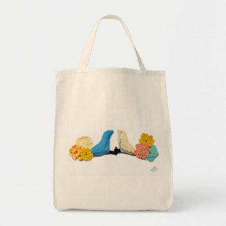 愛鳥の戦闘状況表示板 トートバッグ