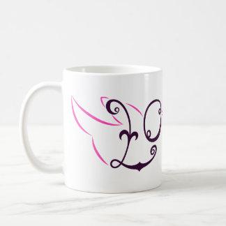 愛鳥 コーヒーマグカップ