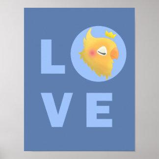 愛鳥 ポスター