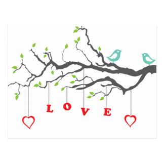 愛鳥 ポストカード