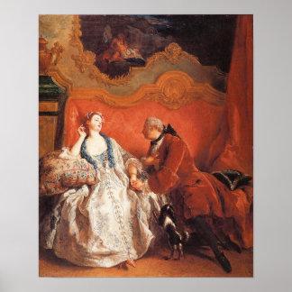 愛1735年の宣言 ポスター