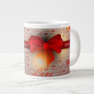 愛2ジャンボマグ ジャンボコーヒーマグカップ