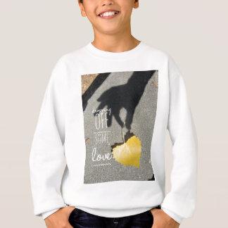 愛2 スウェットシャツ
