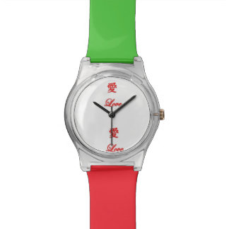 """""""愛""""の5月28日の腕時計 腕時計"""