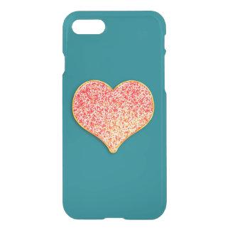 愛-カスタム色のiPhone 7のClearly™のあなたの場合 iPhone 8/7 ケース
