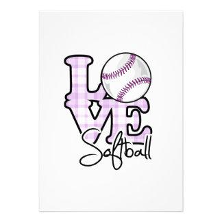 愛 ソフトボール